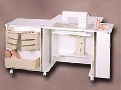 2139 Compact Embroidery Cabinet