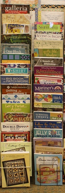 Sewing and Quilting Books