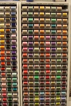 Mettler Threads - Cotton, Polyester, Topstitch, Variegated