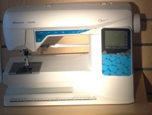 Opal 670 Sewing Machine