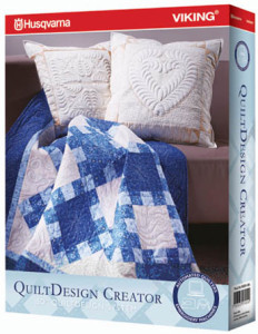 QuiltDesign Creator Sewing Machine Software