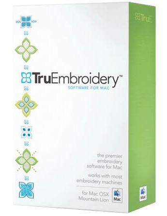 TruEmbroidery for Mac