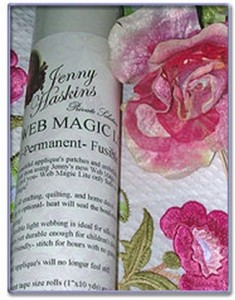Web Magic Fusible