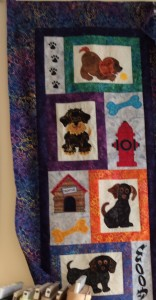 Mixed Mutts Quilt Kit