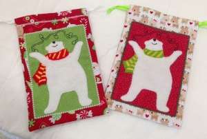 Choose to make these cute bears on a page or greeting card.