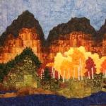 Autumn Splendor Wall Hanging Quilt Kit